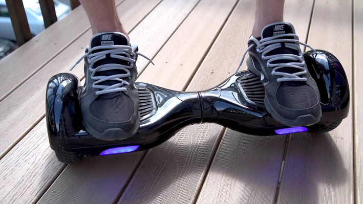 Hoverboard Scooter invento