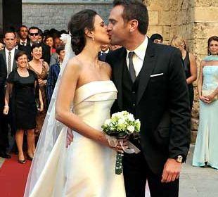 en marido y mujer, Nuria y José Manuel quisieron compartir su ...