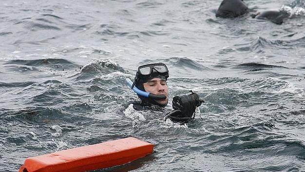 Recuperado el cadáver de un hombre en la bahía de A Coruña