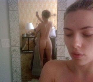 Scarlett Johansson Vuelve A Hablar De Sus Fotos Desnuda No Tiene