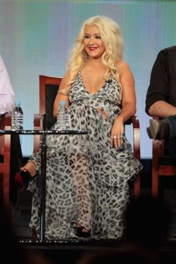 Christina Aguilera 2012
