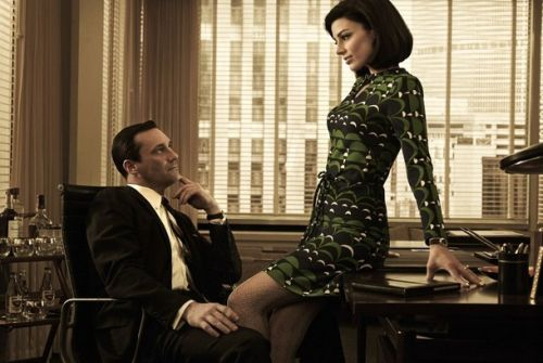 'Mad Men', 'American Horror Story' y 'Downton Abbey', favoritas de los Premios Emmy