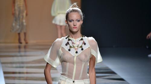 Mercedez Benz Fashion Week primavera verano 2013
