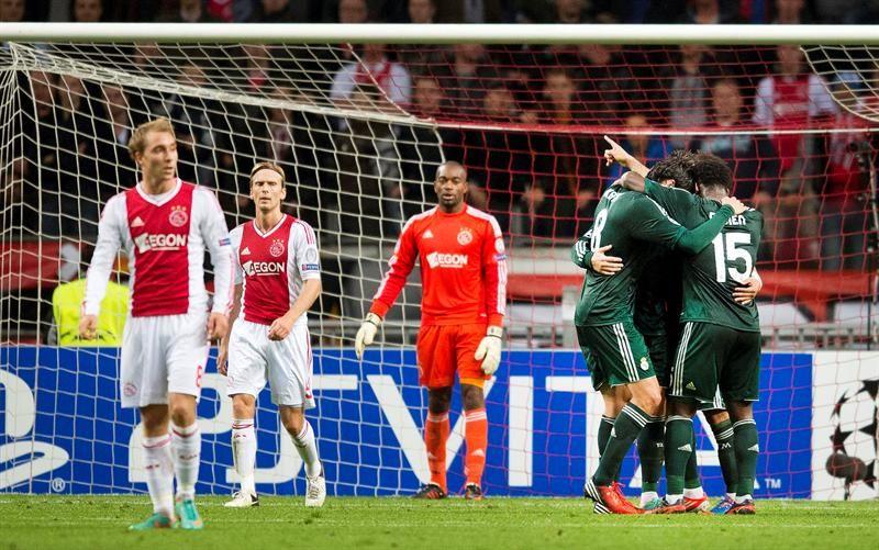 El Real Madrid coge en Ámsterdam moral para el 'clásico'