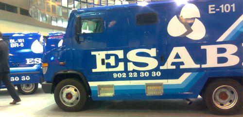 Detenida la cúpula del grupo Esabe por fraude a la Seguridad Social