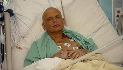 Litvinenko suministró datos al CNI sobre la mafia rusa