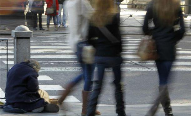 España necesita 25 años para volver al bienestar social previo a la crisis