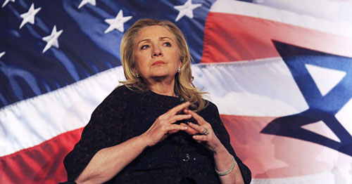 Hillary Clinton se recupera a base de anticoagulantes