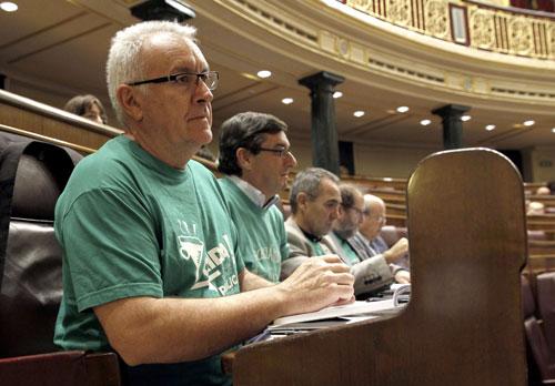 El Congreso aprueba la Ley Wert con el único apoyo del PP y el rechazo y las críticas de toda la oposición