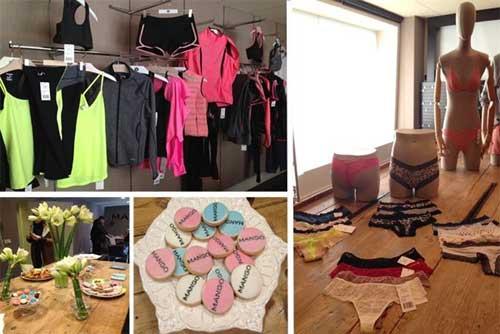 Mango presenta sus nuevas colecciones p/v 2014