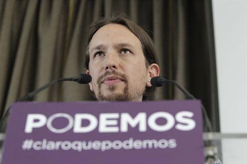 """Pablo Iglesias: """"En año y medio tendremos un equipo de Gobierno"""""""