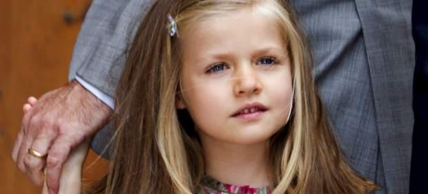 Leonor será con 8 años la heredera más joven de Europa