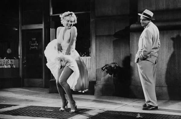 52 años sin  Marilyn Monroe