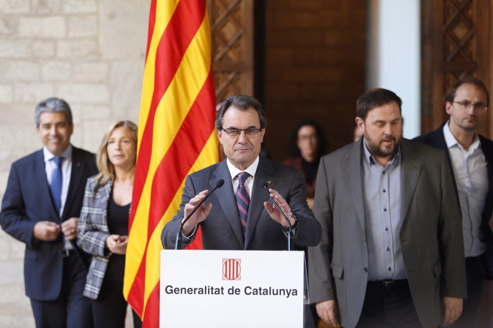 El Supremo prohíbe a la Generalitat incentivar el voto mediante campañas institucionales