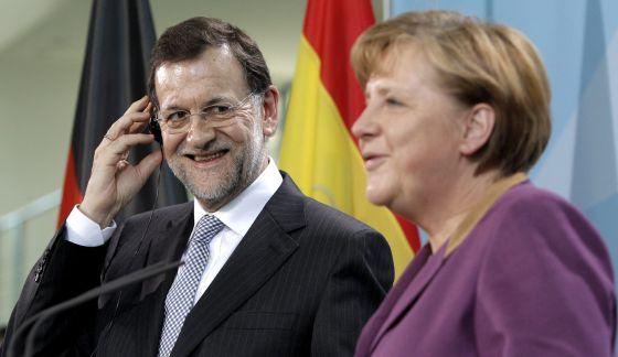 Rajoy y Merkel recorrerán este domingo seis kilómetros del Camino de Santiago