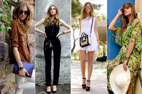 La Mejor Blogger De Moda Nos Enseña Cómo Vestir Este Verano
