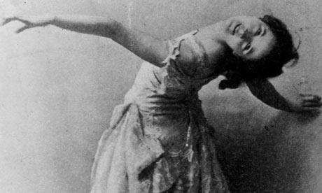 Isadora Duncan se convierte en un personaje de cuento - Republica.com