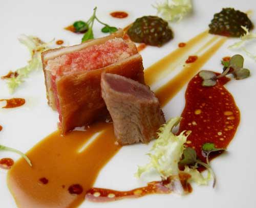 Joan roca cocina for Platos de alta cocina