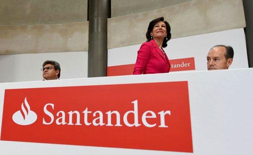 Santander ha vendido el 51 de la cartera de inmuebles for Inmobiliaria popular