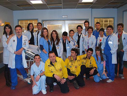 "Central Serie Serie ""hospital Central"""