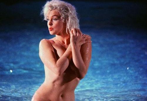 Marilyn Monroe Desnuda Su Cuerpo En Una Exposición En Madrid