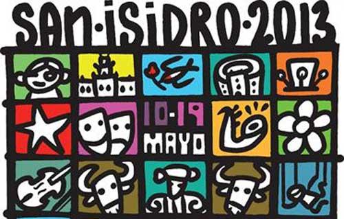 Feria de San Isidro en HD 720p: S. Isidro. Cortés, P. Mota y R. Pinar 31/5/13