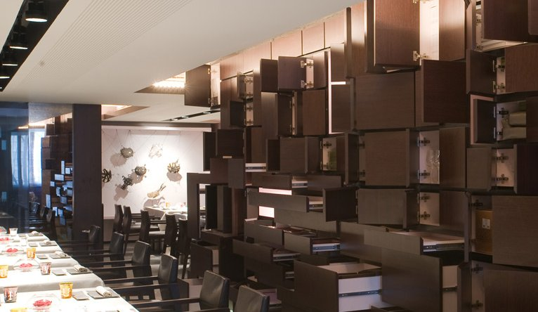 Madrid 25 06 2013 - Restaurante de sergi arola ...