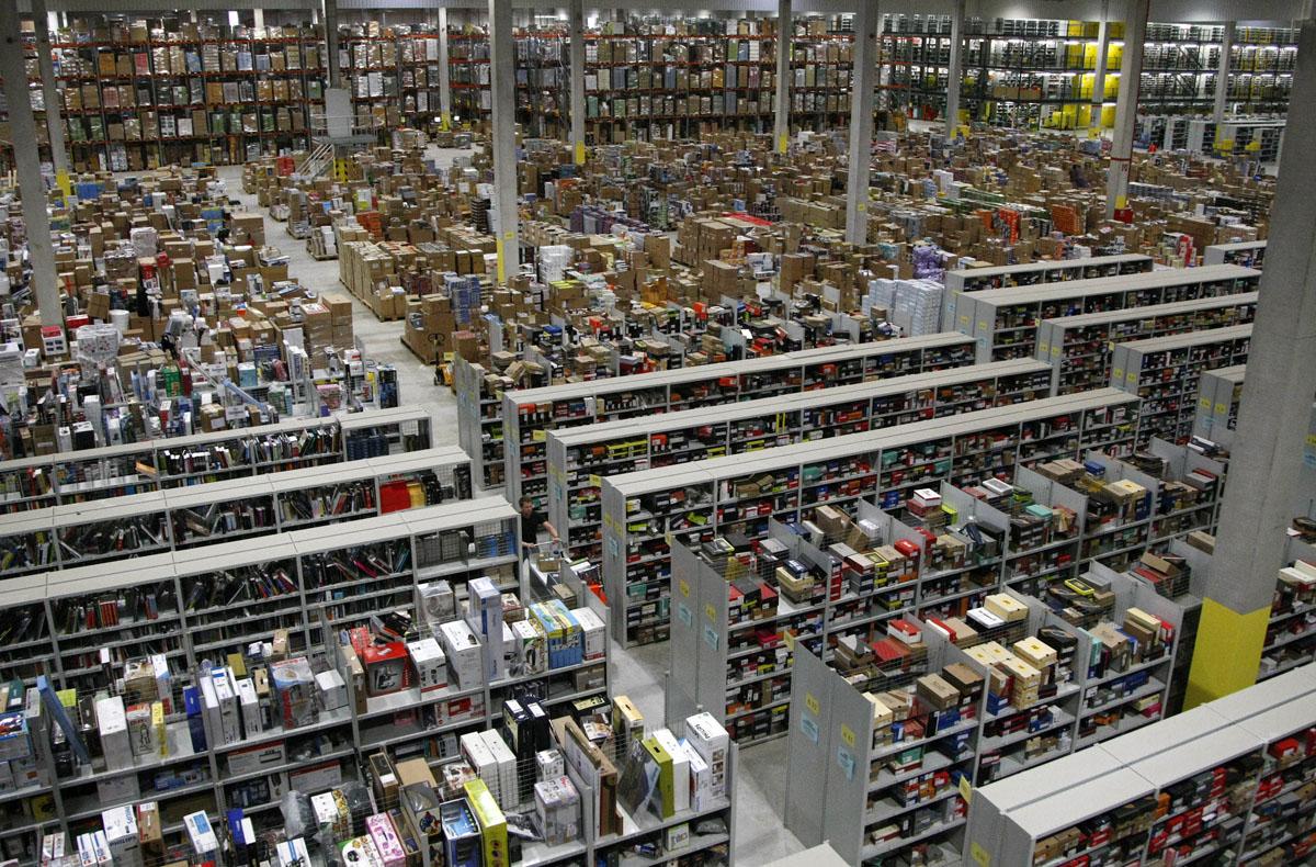 Amazon New Building In Jacksonville Fl