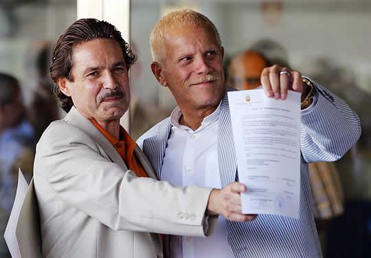 Ley de matrimonio gay aprobada