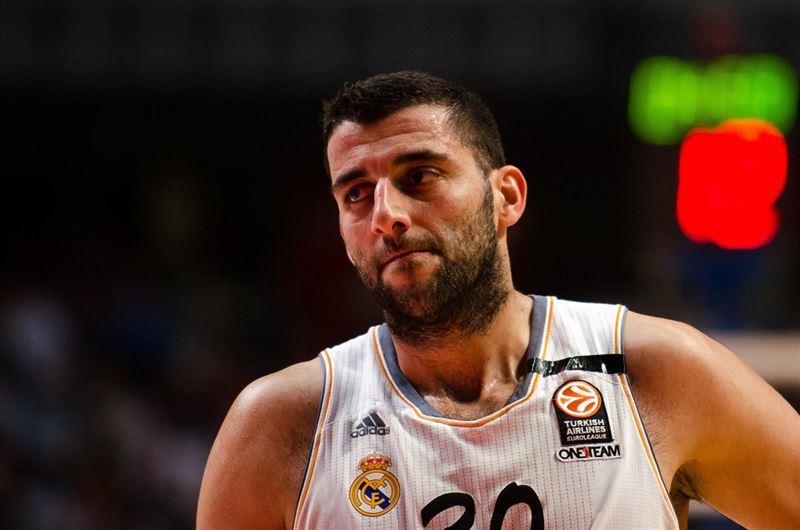 Ioannis Bourousis, nuevo jugador del Laboral Kutxa Baskonia