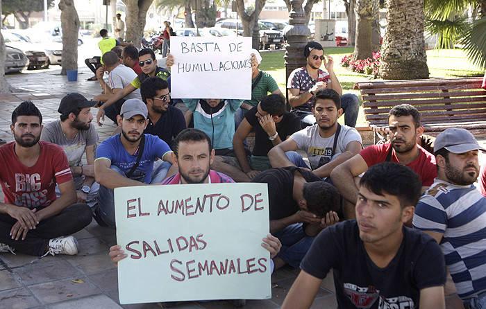 M s de la mitad son de ciudadanos sirios y el 90 se tramitan en melilla en la oficina de asilo - Oficina de asilo y refugio ...