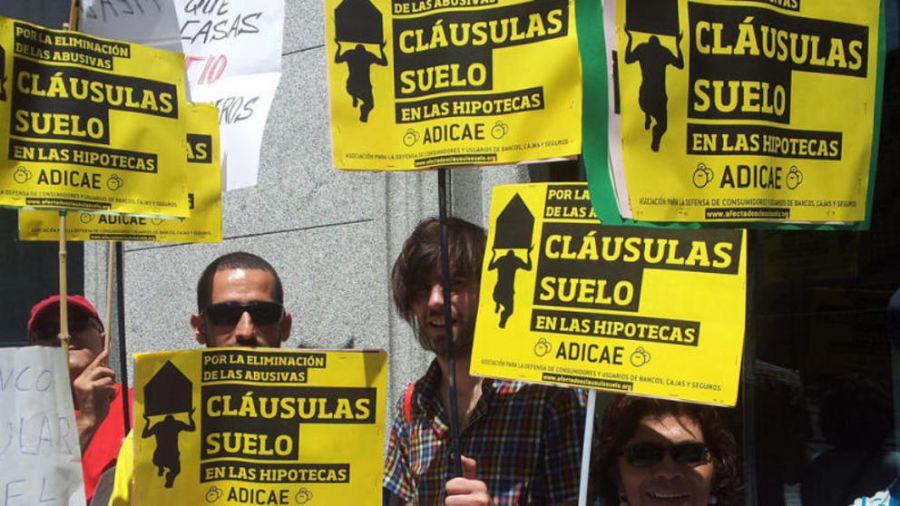 Acerca de voy a defenderte for Clausula suelo significado