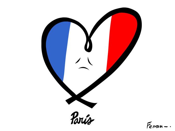 La viñeta: París