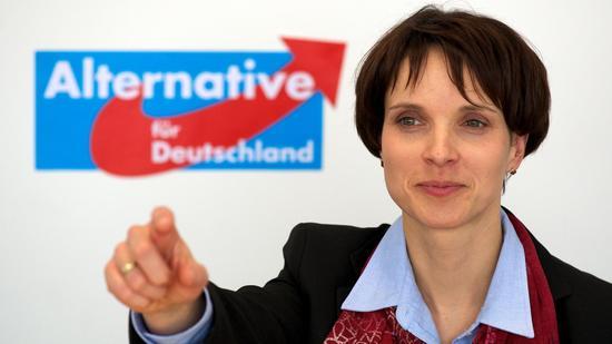 Resultado de imagen para Alternativa para Alemania (AfD) logo