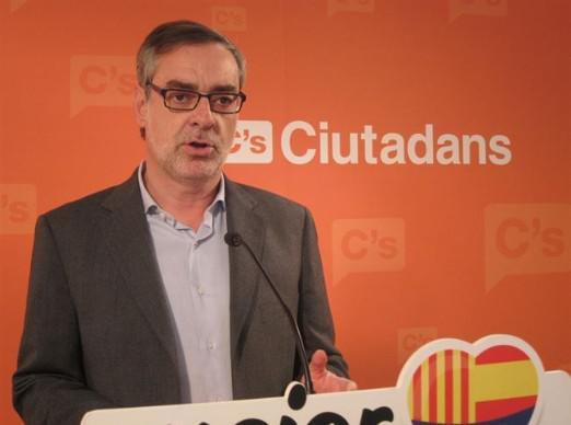 C's lamenta que el PP y el PSOE hayan perdido un mes sin iniciar negociaciones