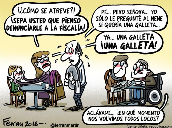 La viñeta: Galletas