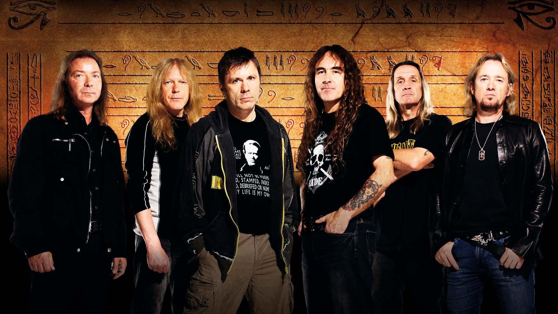 Iron Maiden también actuará en Sevilla en su gira mundial de 2016