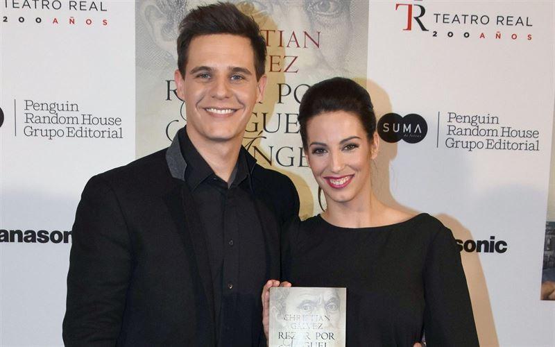 Christian Gálvez y Almudena Cid