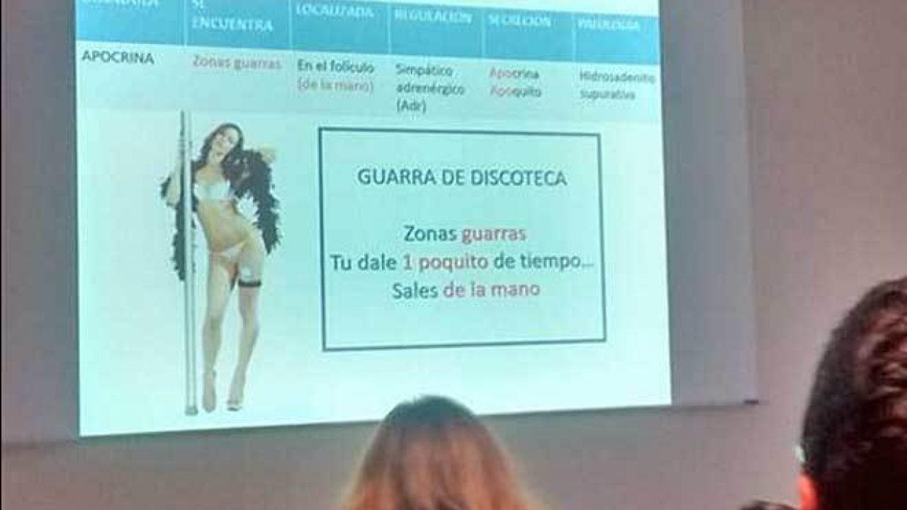 """Noticias Guarras apartado el dermatólogo que llamó """"rancias"""" y """"guarras"""" a"""