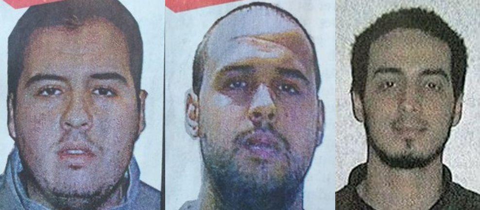 Identificados los suicidas del aeropuerto de Bruselas c5b0dec6b9e
