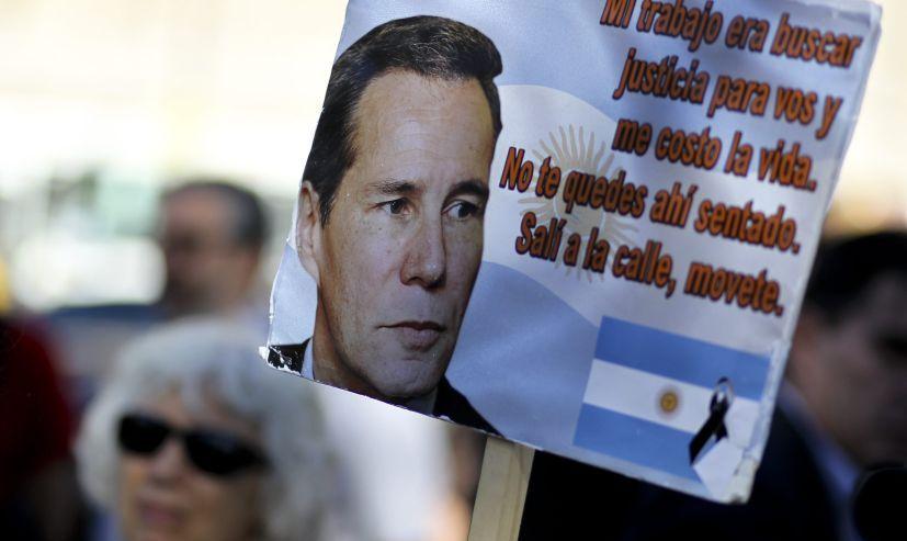 A Nisman lo mató un grupo relacionado con el Gobierno de Cristina Fernández  ' - Republica.com