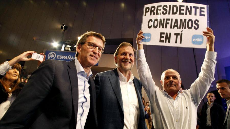 """Lamentan que Feijóo pechase a súa """"tourné ministerial"""" sen mellorar o financiamento de Galiza nin un soo euro"""