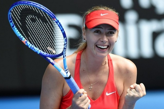 Sharapova, el dopaje y sus patrocinadores