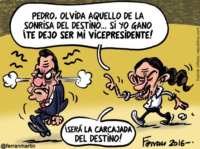 La viñeta: Sorpasso is coming