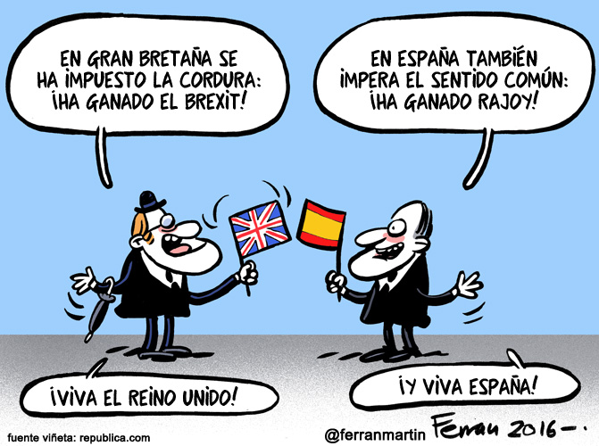 Image result for brexit viñeta