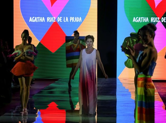 c147c5b4e El color de Agatha Ruiz de la Prada toma Miami - Republica.com