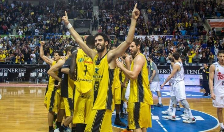 Iberostar Tenerife jugará en la 'Champions' del baloncesto