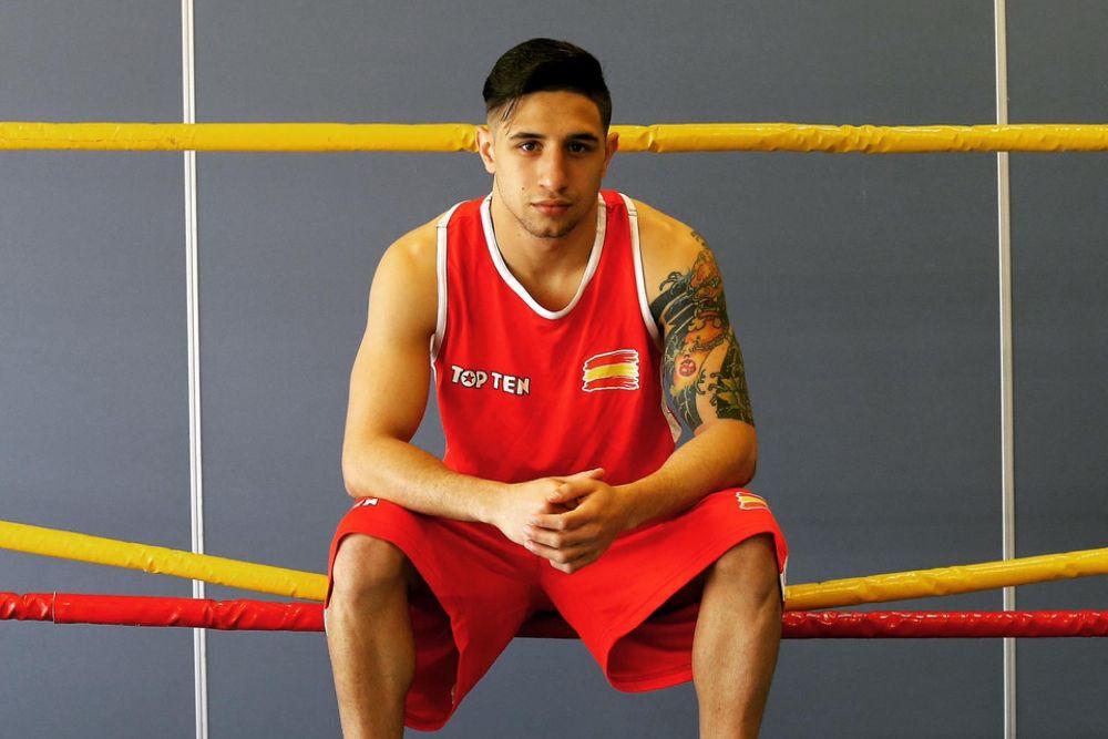 Samuel Carmona Sera El Unico Boxeador Espanol En Los Juegos