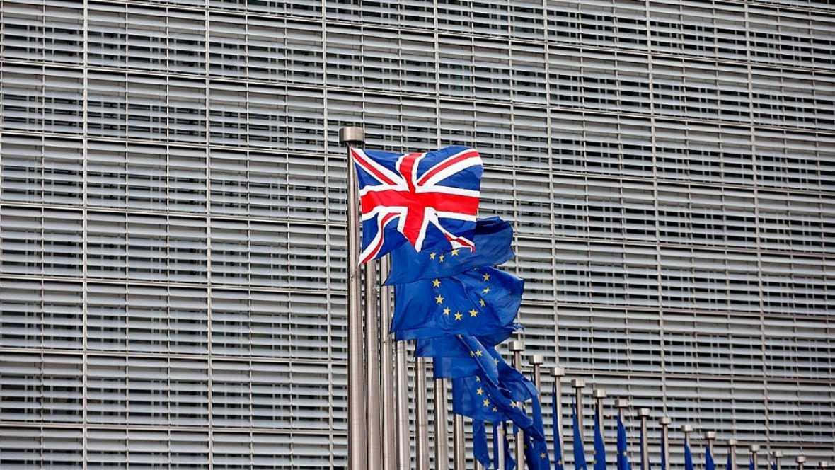 """Bruselas presenta su primer presupuesto """"postbrexit"""": 1,28 billones de euros"""