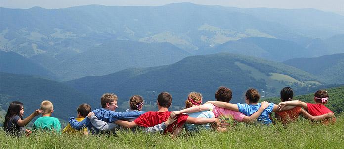 Campamento de verano adolescente gay